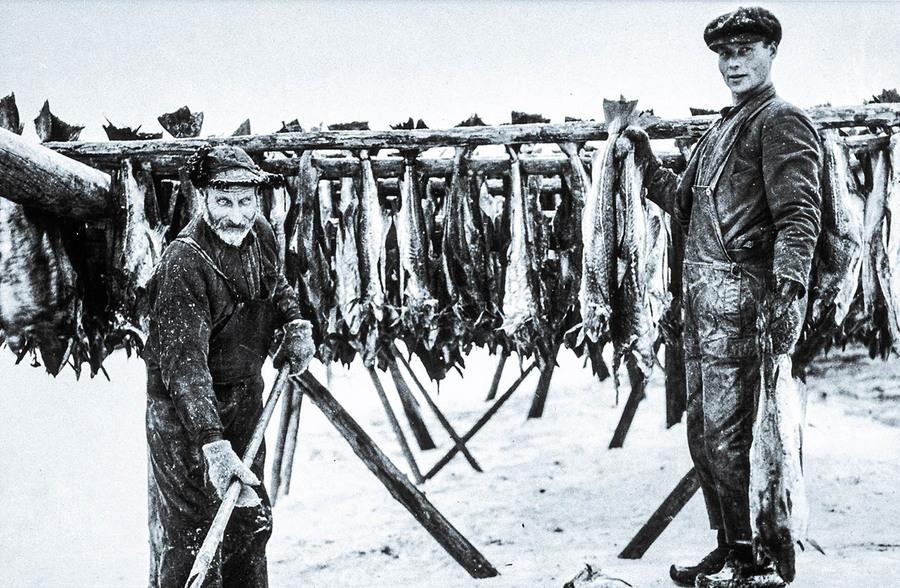 boknafisk-tørrfisk-gammelt-fra-lofoten-lånt-matmerk-spesialitet